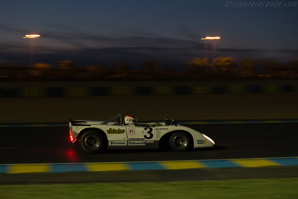 Lola T212 - Chassis: HU23 - Driver: Serge Kriknoff  - 2016 Le Mans Classic