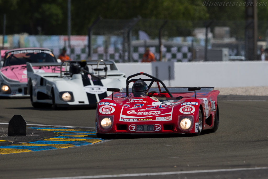 Lola T280 - Chassis: HU3 - Driver: Carlos Barbot - 2016 Le Mans Classic