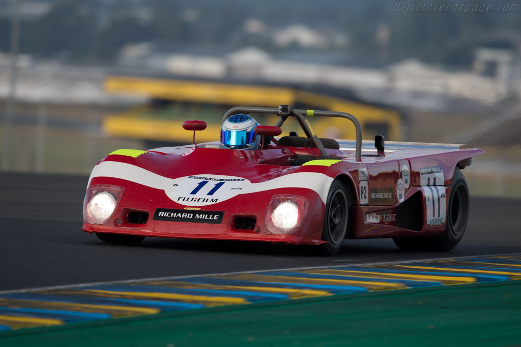 Lola T280 Cosworth - Chassis: HU4 - Driver: Franco Meiners  - 2016 Le Mans Classic