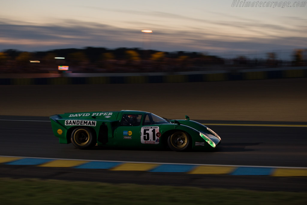 Lola T70 Mk3B Coupe - Chassis: SL76/150 - Driver: Shaun Lynn - 2016 Le Mans Classic
