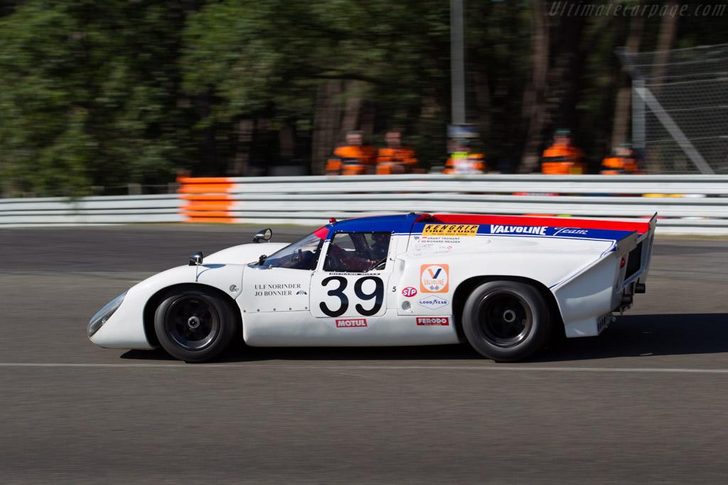 Lola T70 Mk3B Coupe - Chassis: SL76/141 - Driver: Grant Tromans / Richard Meaden  - 2016 Le Mans Classic