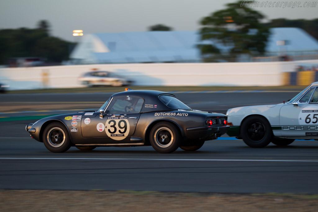 Lotus Elan 26R - Chassis: 26-R-9 - Driver: Grant Tromans / Richard Meaden  - 2016 Le Mans Classic