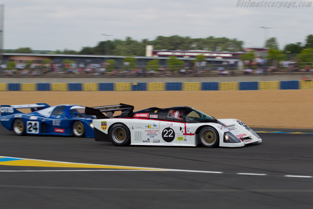 March 85G Porsche - Chassis: 85G/06 - Driver: Christian Perrier  - 2016 Le Mans Classic