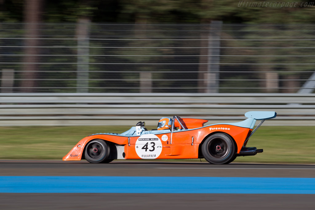 Mirage GR7 Cosworth (Chassis GR7/704 - 2016 Le Mans ClassicPlateau 6: 1972 - 1981) High Resolution Image