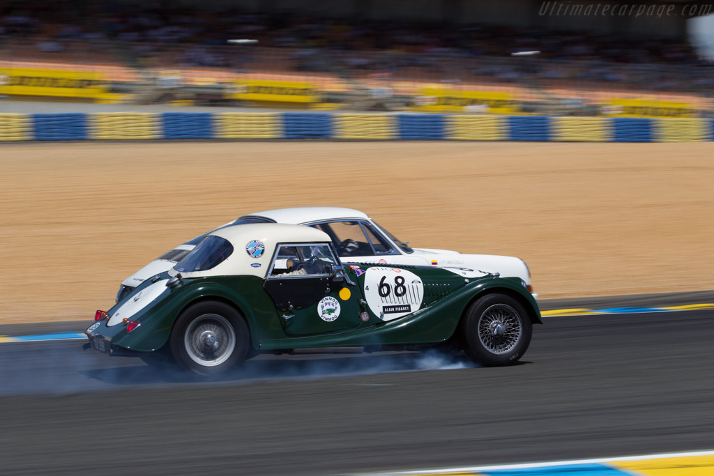 Morgan +4 - Chassis: 3464 - Driver: Keith Ahlers  - 2016 Le Mans Classic