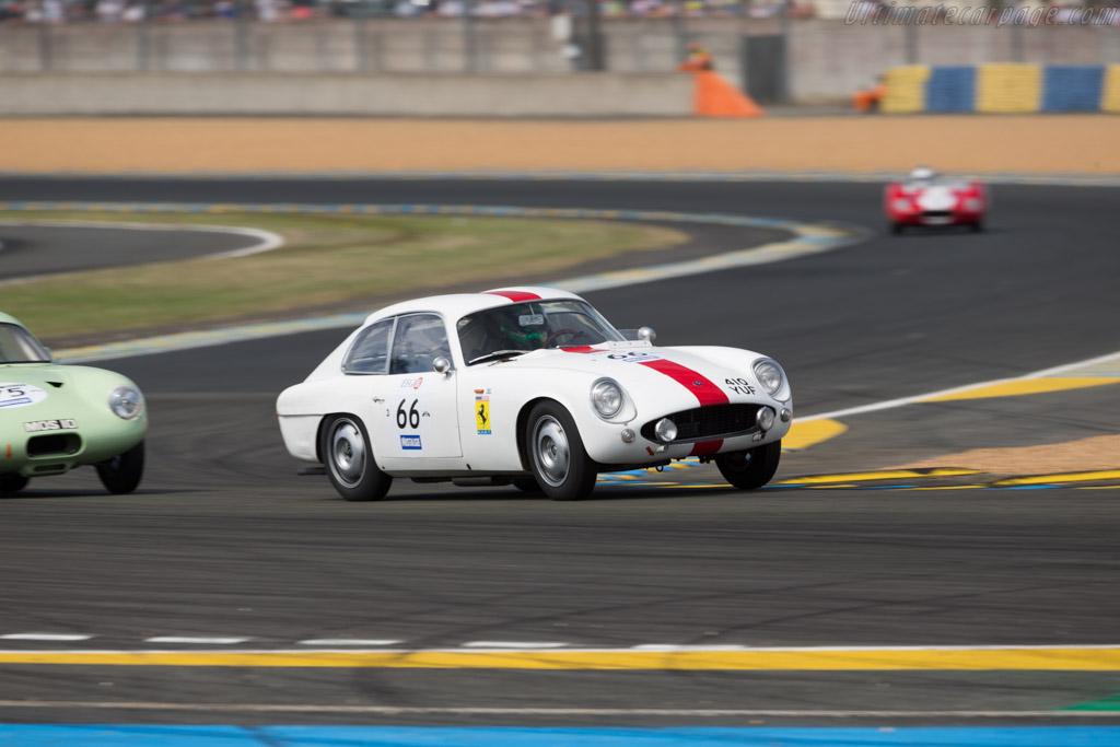 OSCA 1600 GT - Chassis: 0007 - Driver: David Graus / Ivan Vercoutere / Alexander Ames  - 2016 Le Mans Classic