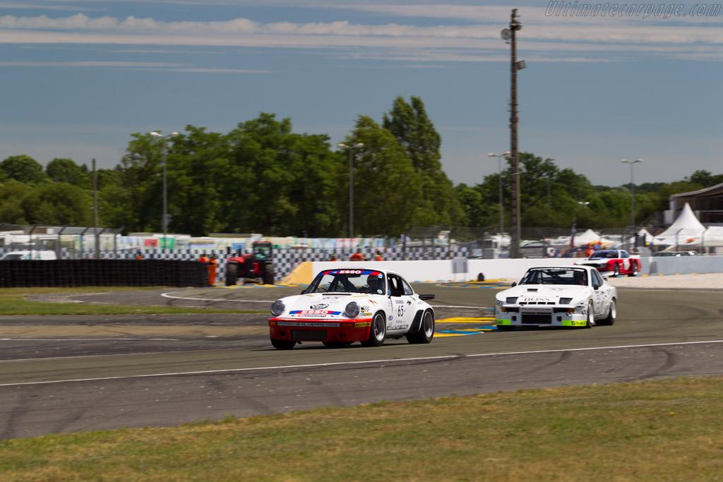 Porsche 911 Carrera RS 3.0  - Driver: Andrew Prill / Robert Barrie  - 2016 Le Mans Classic