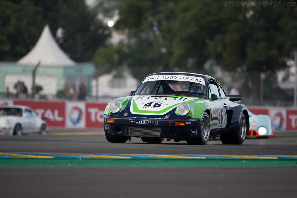 Porsche 911 Carrera RSR 3.0 - Chassis: 911 460 9074 - Driver: Lee Maxted-Page / Mark Sumpter  - 2016 Le Mans Classic
