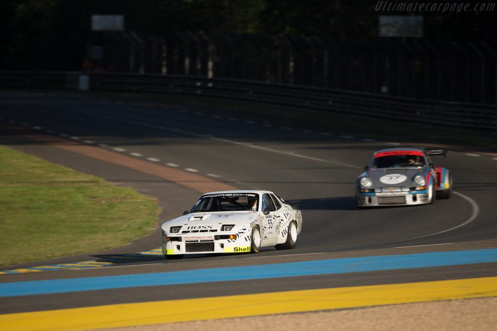 Porsche 924 GTR - Chassis: 009 - Driver: Paul Singer  - 2016 Le Mans Classic
