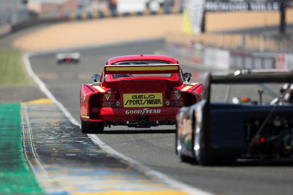 Porsche 935 - Chassis: 930 890 0015 - Driver: Stephan Meyers / Marc de Siebenthal  - 2016 Le Mans Classic