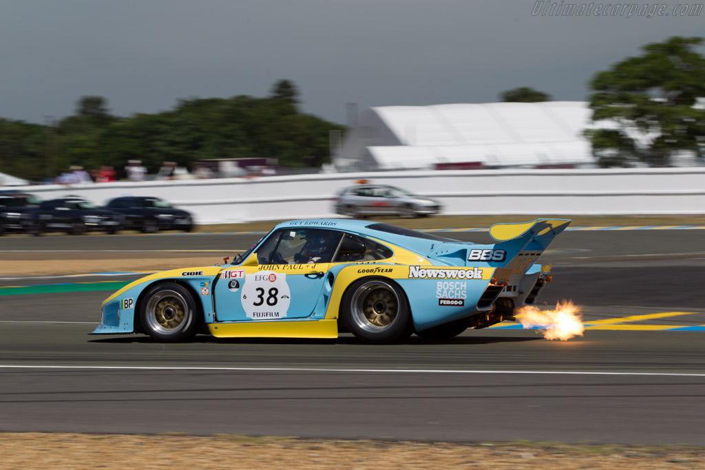 Chevy Corvette 2018 >> Porsche 935 JLP-2 - Chassis: 009 0043 - Driver: Erik Maris - 2016 Le Mans Classic