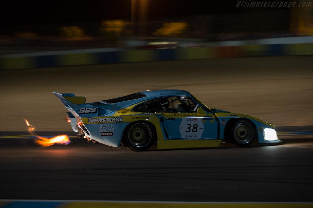Porsche 935 JLP-2 - Chassis: 009 0043 - Driver: Erik Maris  - 2016 Le Mans Classic