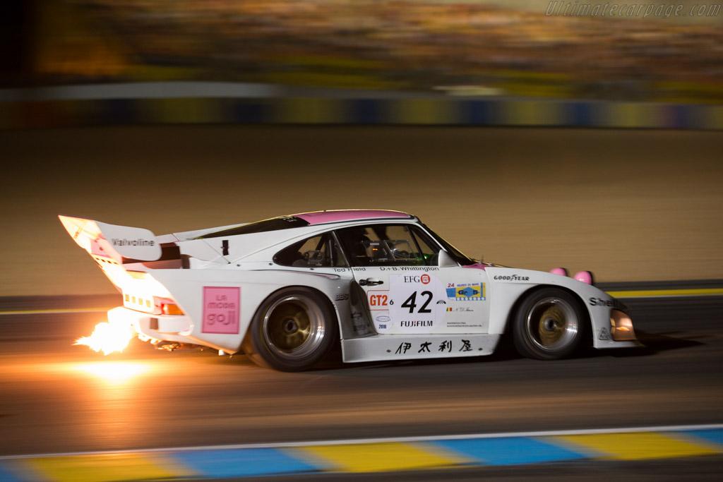 Porsche 935 K3 - Chassis: 001 0020 - Driver: Nicolas d'Ieteren  - 2016 Le Mans Classic