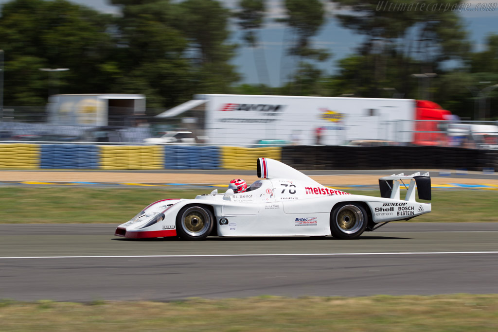Porsche 936 - Chassis: 936-005 - Driver: Marco Werner  - 2016 Le Mans Classic