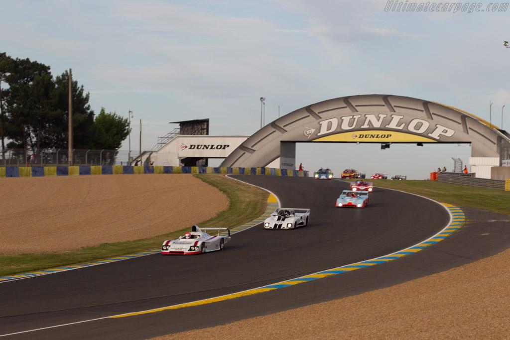 Porsche 936 - Chassis: 936-005 - Driver: Marco Werner  - 2016 Le Mans Classic