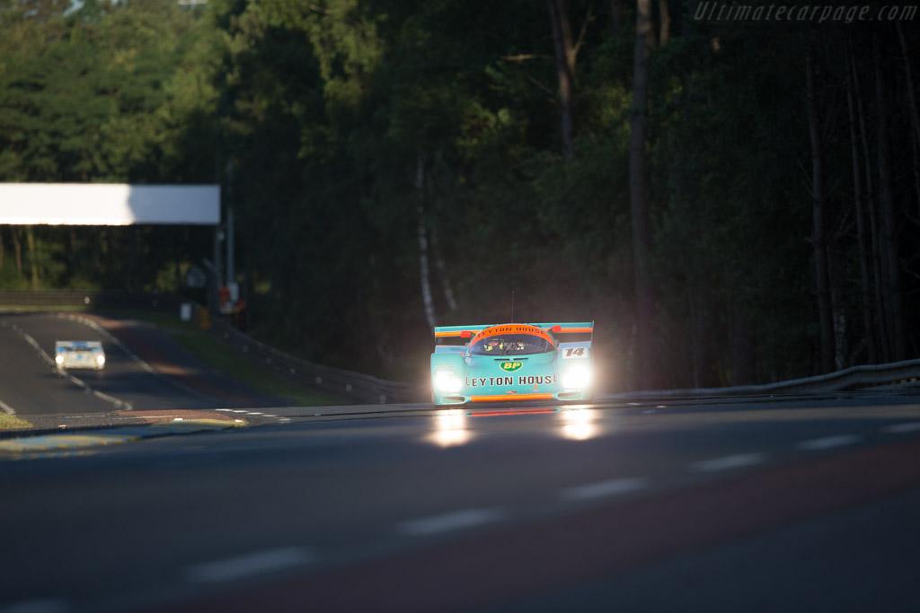 Porsche 962 CK6 - Chassis: 962-118 T-1 - Driver: Tommy Dreelan / Aaron Scott  - 2016 Le Mans Classic