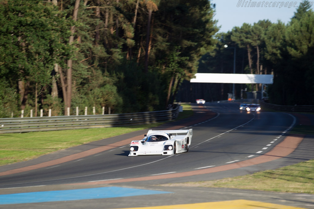 Porsche 962C - Chassis: 962-147 - Driver: Romain Dumas  - 2016 Le Mans Classic