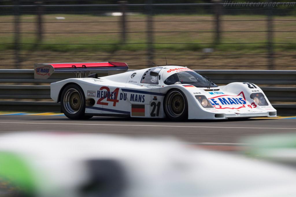 Porsche 962C - Chassis: 962-155 - Driver: Ivan Vercoutere / Ralf Kelleners  - 2016 Le Mans Classic