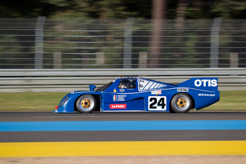 Rondeau M382 Cosworth - Chassis: M382-004 - Driver: Mr John of B / David Ferrer  - 2016 Le Mans Classic
