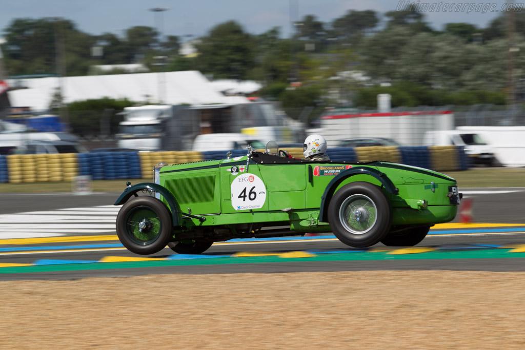 Talbot 105 - Chassis: 38704 - Driver: Julian Bronson / Gareth Burnett  - 2016 Le Mans Classic