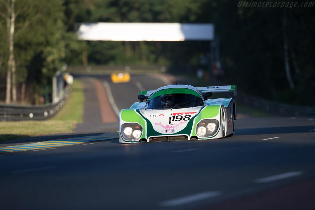 Tiga GC286/289 - Chassis: 368 - Driver: Nicolas Doquin / Marc Jully  - 2016 Le Mans Classic