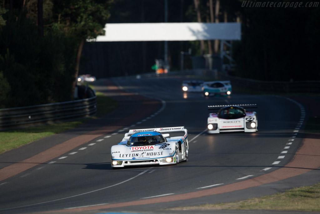 Toyota 85C - Chassis: 85C-01 - Driver: Hitashi Kunie / Yashiro Kimihiro  - 2016 Le Mans Classic