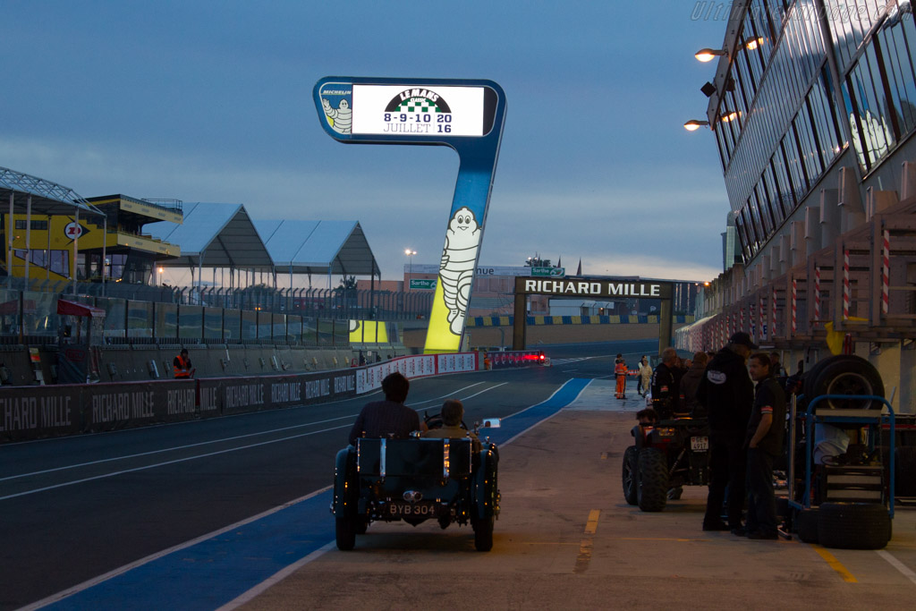 Welcome to Le Mans    - 2016 Le Mans Classic