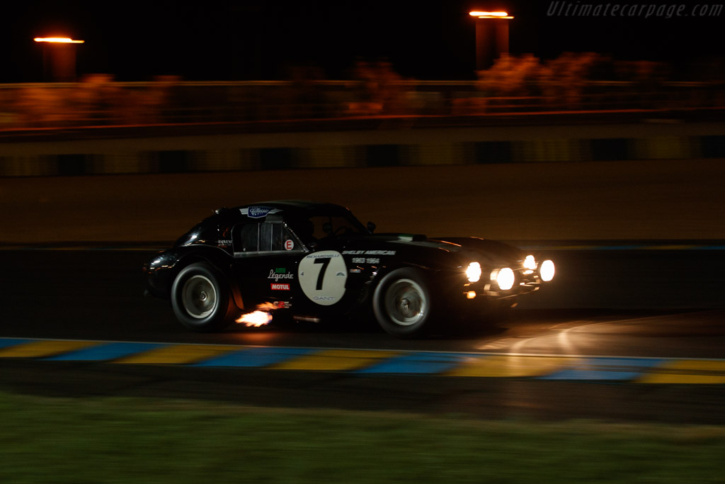 AC Shelby Cobra - Chassis: CSX2127 - Driver: Ludovic Caron  - 2018 Le Mans Classic