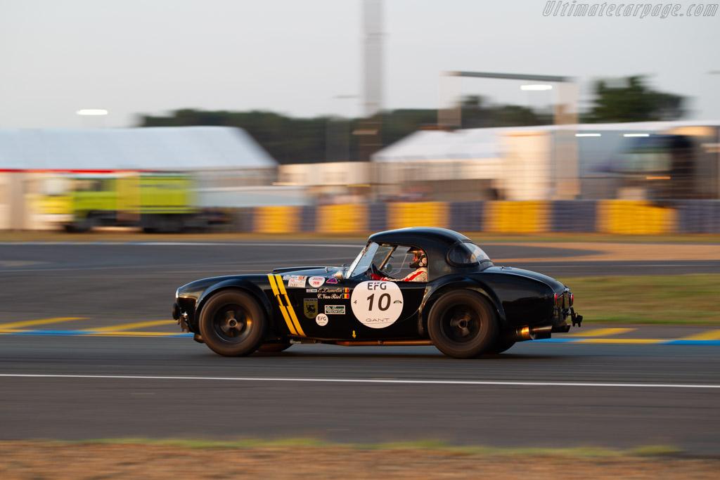 AC Shelby Cobra - Chassis: CSX2506 - Driver: Christian Dumolin / Christophe van Riet  - 2018 Le Mans Classic