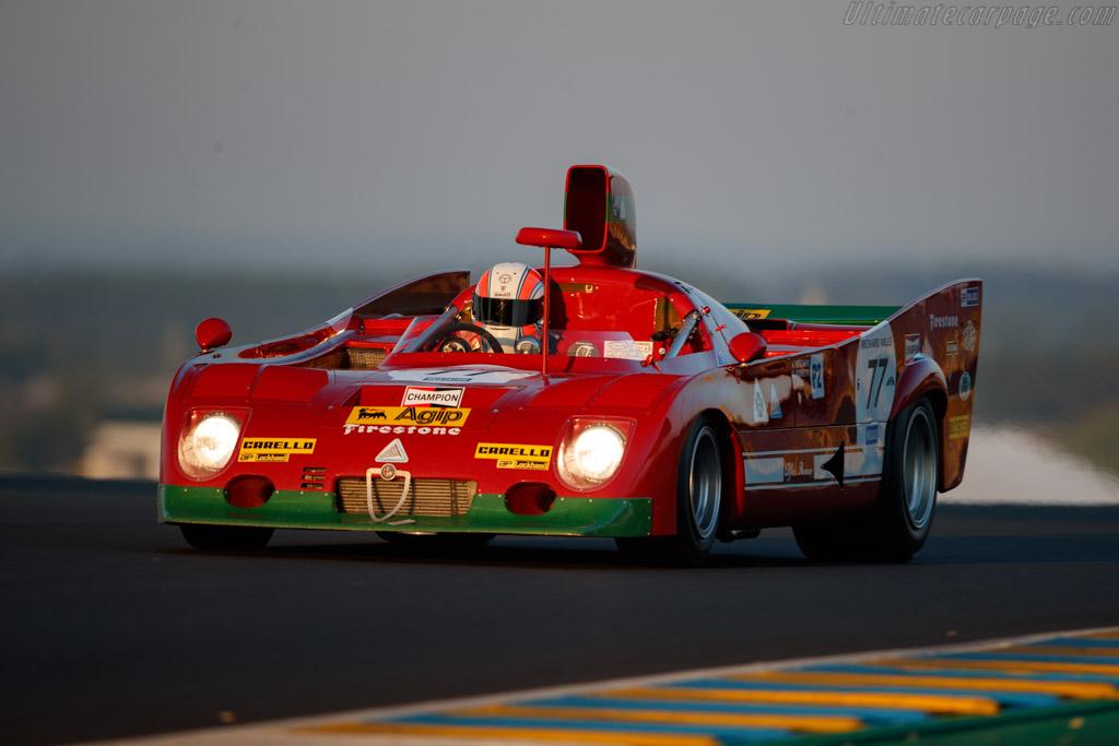 Alfa Romeo 33TT12 - Chassis: 11512.008 - Driver: Sam Hancock / Alexander Rittweger  - 2018 Le Mans Classic