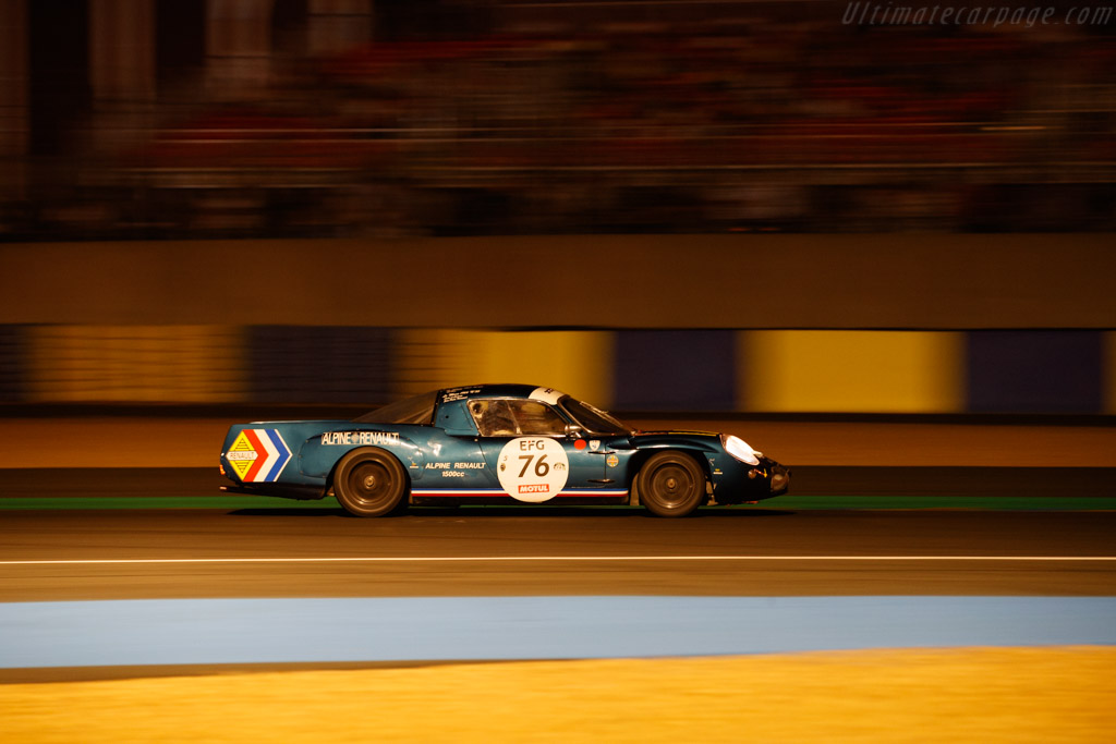 Alpine A210 - Chassis: 1720 - Driver: Gaby von Oppenheim / Andreas Middendorf  - 2018 Le Mans Classic