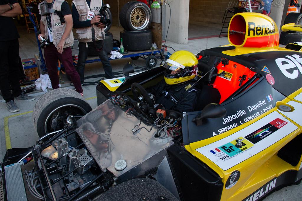 Alpine A443 - Chassis: 4430 - Driver: Loïc Depailler / Julien Piguet  - 2018 Le Mans Classic