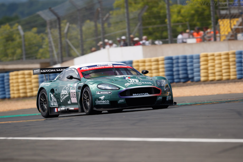 Aston Martin DBR9 - Chassis: DBR9/1 - Driver: Gregor Fisken  - 2018 Le Mans Classic