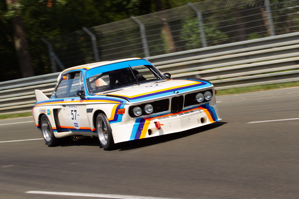 BMW 3.0 CSL - Chassis: 2275998 - Driver: Adrian Brady  - 2018 Le Mans Classic