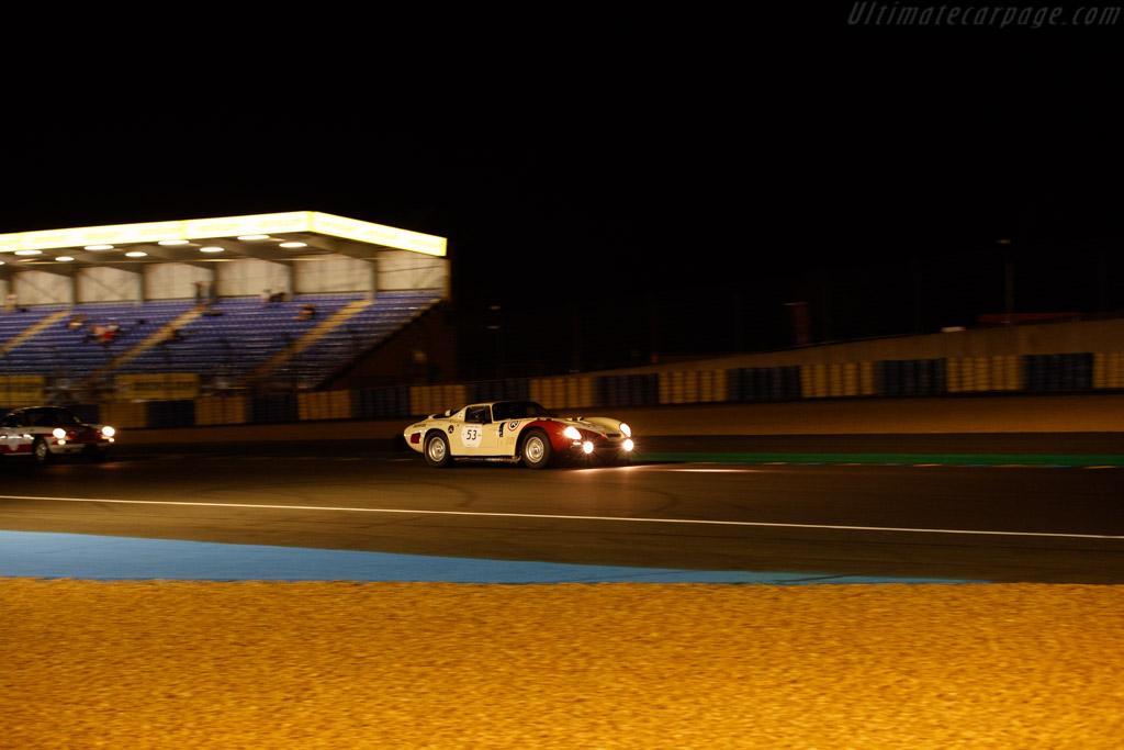 Bizzarrini 5300 GT  - Driver: Luis Delso / Carlos de Miguel  - 2018 Le Mans Classic