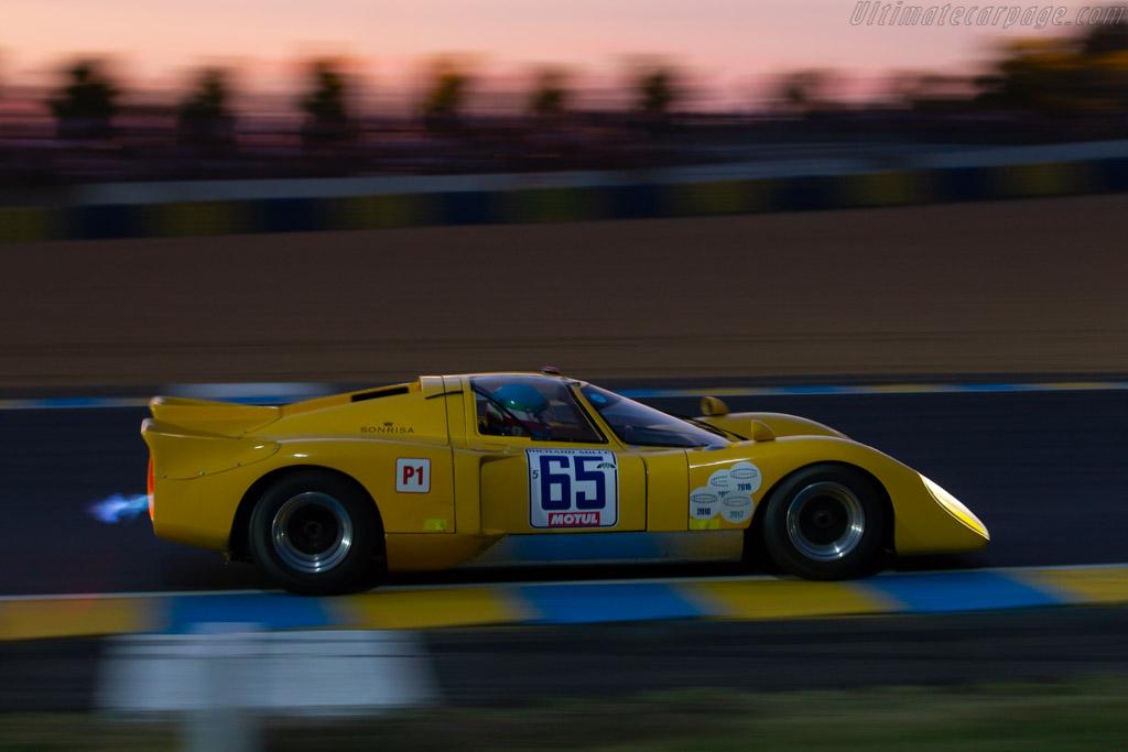 Chevron B16 - Chassis: CH-DBE-035 - Driver: Franco Meiners / Giovanni Lavaggi  - 2018 Le Mans Classic
