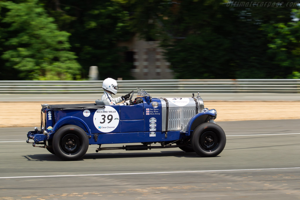 Citroën C4 Roadster - Chassis: 084914 - Driver: Paul Wybrow / Gary Weston  - 2018 Le Mans Classic