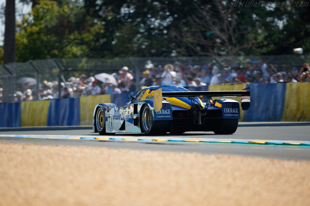 Courage C26 S - Chassis: C02-02 - Driver: George Kjallgren  - 2018 Le Mans Classic
