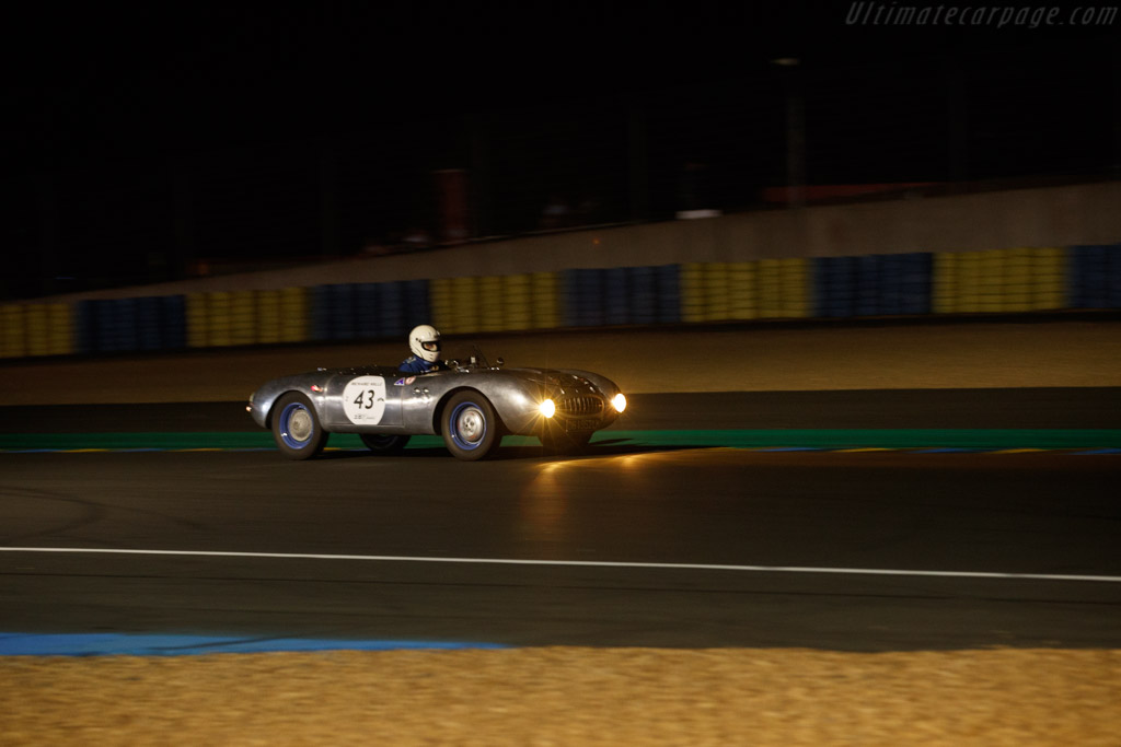 Deutsch-Bonnet LM - Chassis: 775-782 - Driver: Philippe Gayraud / Claude Geyraud  - 2018 Le Mans Classic