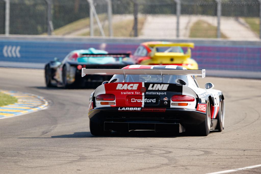 Dodge Viper GTS-R - Chassis: C42   - 2018 Le Mans Classic