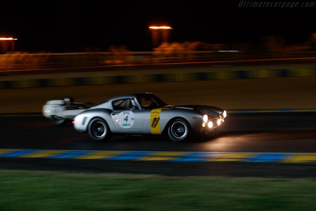 Ferrari 250 GT SWB - Chassis: 2445GT - Driver: Diego Meier / Arnold Meier  - 2018 Le Mans Classic