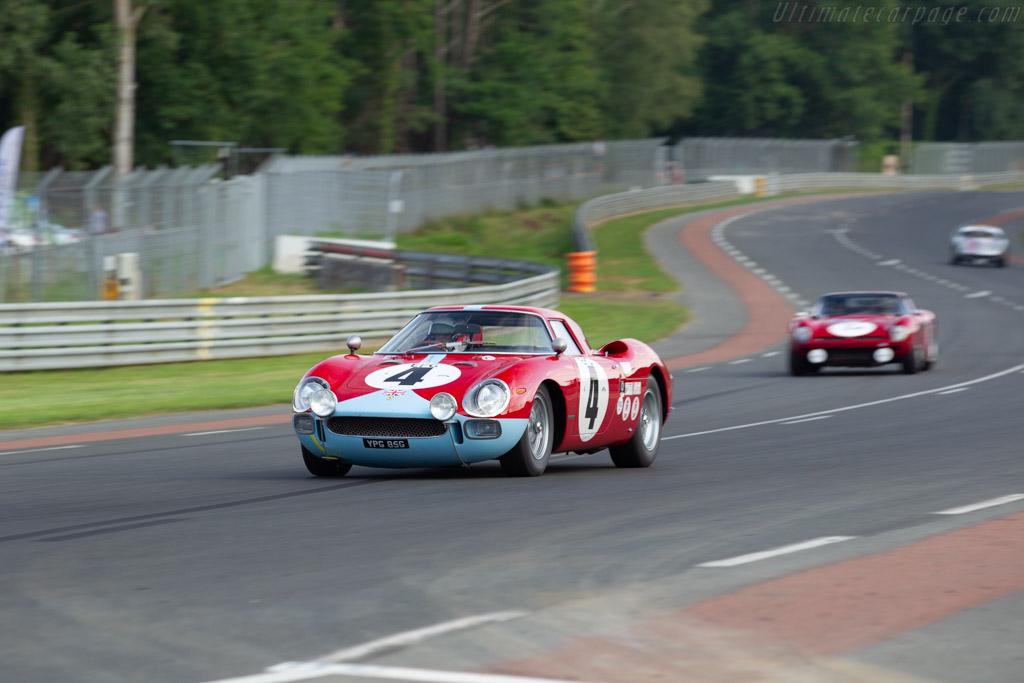 Ferrari 250 LM - Chassis: 5907 - Driver: Clive Joy / Patrick Simon / Norman Nato / Emmanuele Collard  - 2018 Le Mans Classic