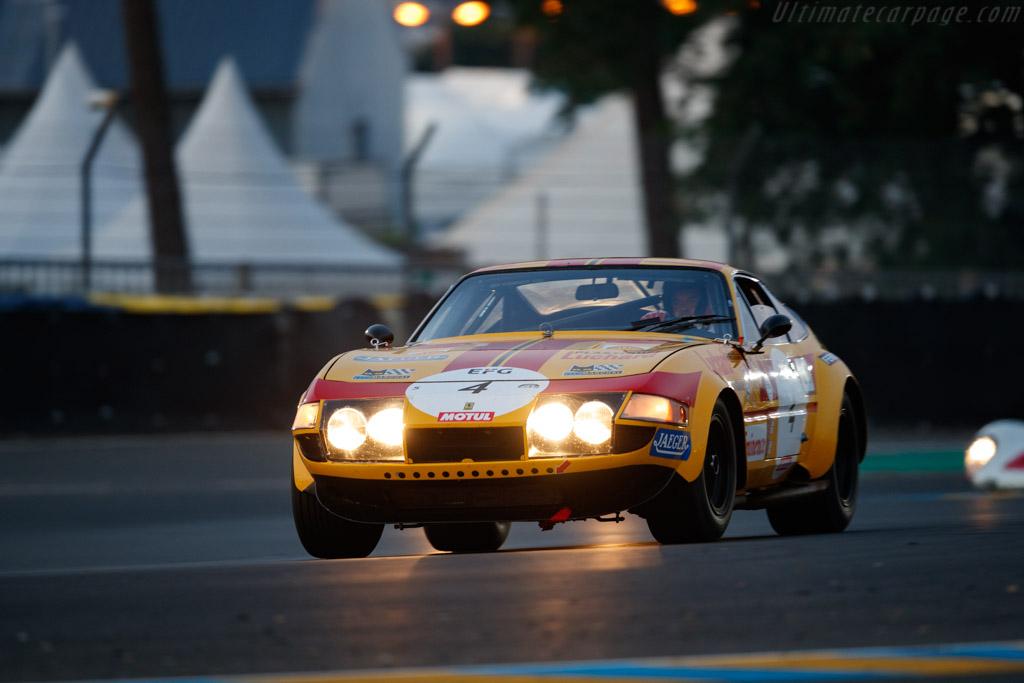 Ferrari 365 GTB/4 - Chassis: 16717 - Driver: Sam Hancock / Alexander Rittweger  - 2018 Le Mans Classic