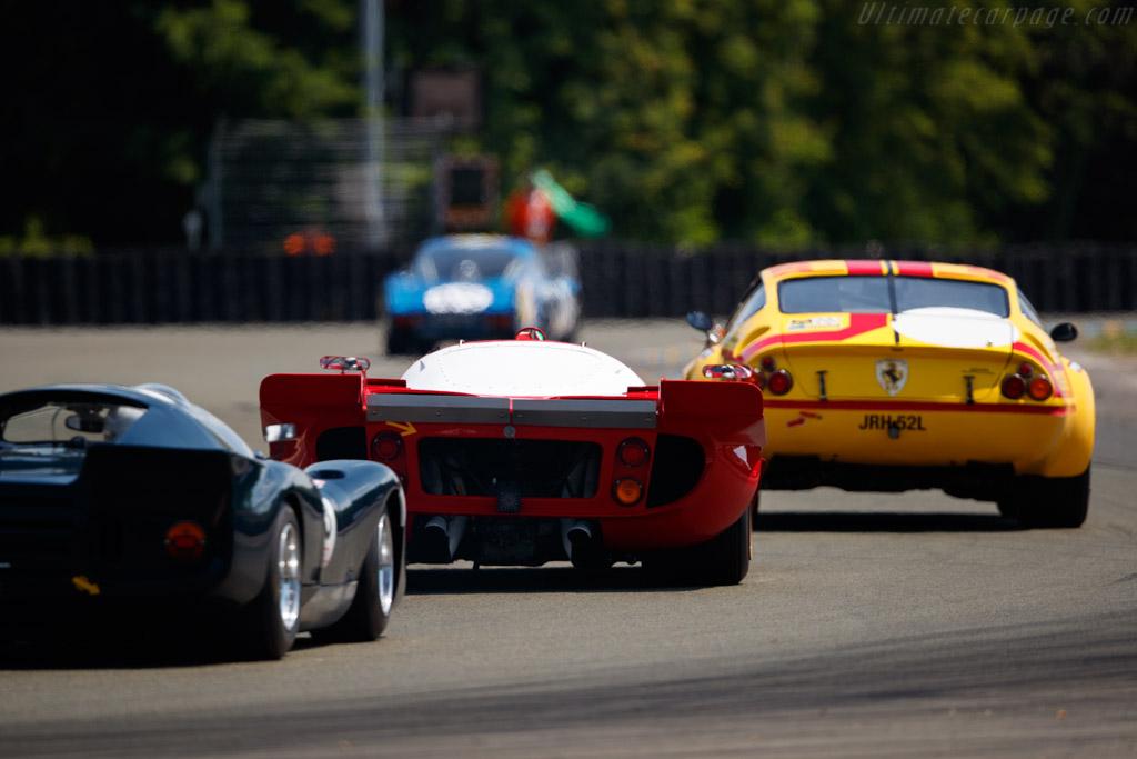 Ferrari 512 S - Chassis: 1004 - Driver: Pierre Mellinger / Tommaso Gelmini  - 2018 Le Mans Classic