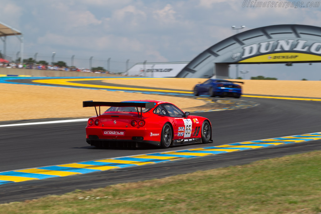 Ferrari 550 Maranello - Chassis: 113136 - Driver: Max Girardo / James Cottingham  - 2018 Le Mans Classic