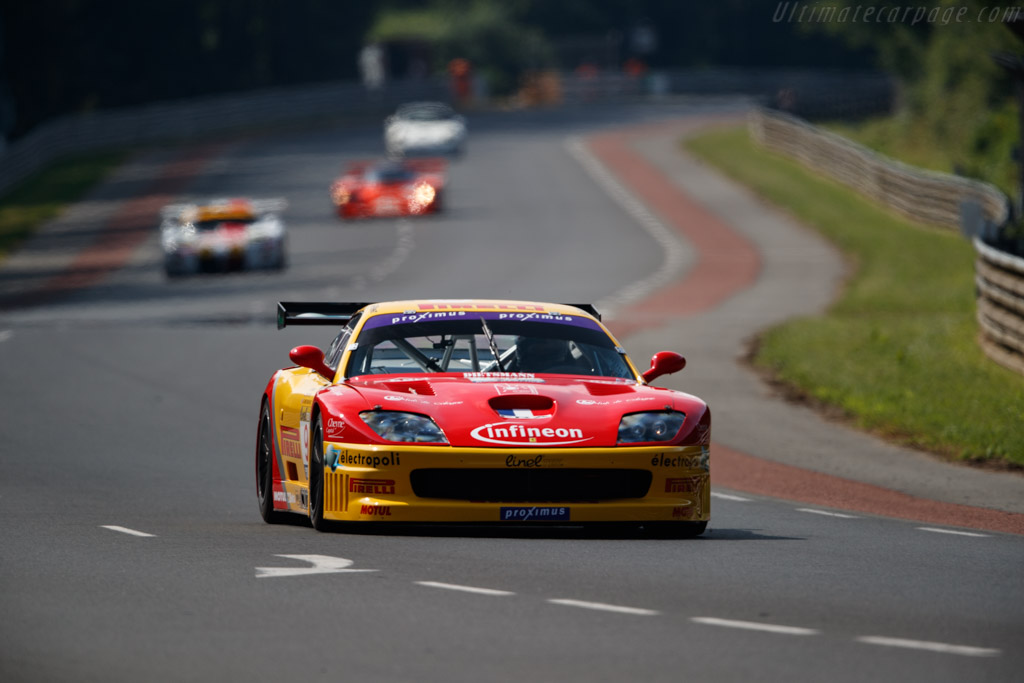 Ferrari 575 GT1 - Chassis: 2102 - Driver: Mike Humfries  - 2018 Le Mans Classic
