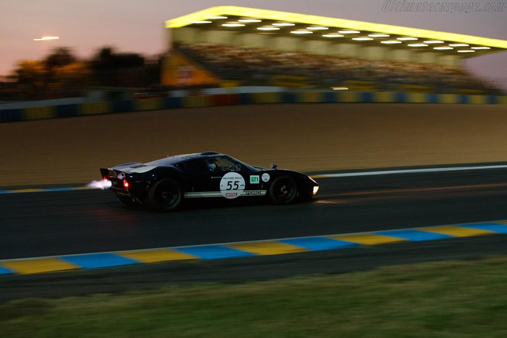 Ford GT40 - Chassis: GT40P/1088 - Driver: Patrick Hautot / Jean Florent  - 2018 Le Mans Classic