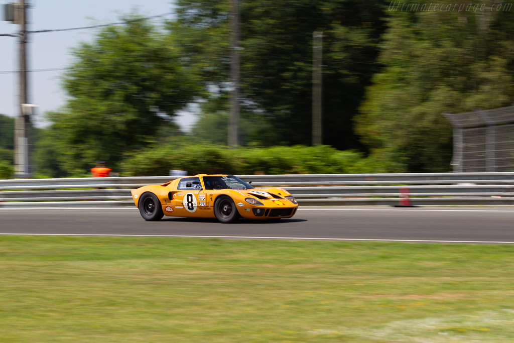 Ford GT40 - Chassis: GT40P/1079 - Driver: David Hart  - 2018 Le Mans Classic