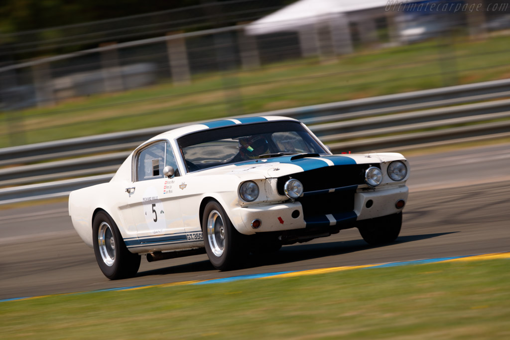 Ford Shelby Mustang 350 GT - Chassis: SFM6S1695 - Driver: Remo Lips / Arnold Merlin / David Franklin  - 2018 Le Mans Classic