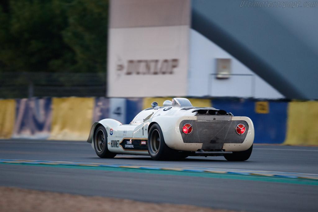 Howmet TX - Chassis: 004 - Driver: Xavier Micheron / Sébastien Crubile  - 2018 Le Mans Classic